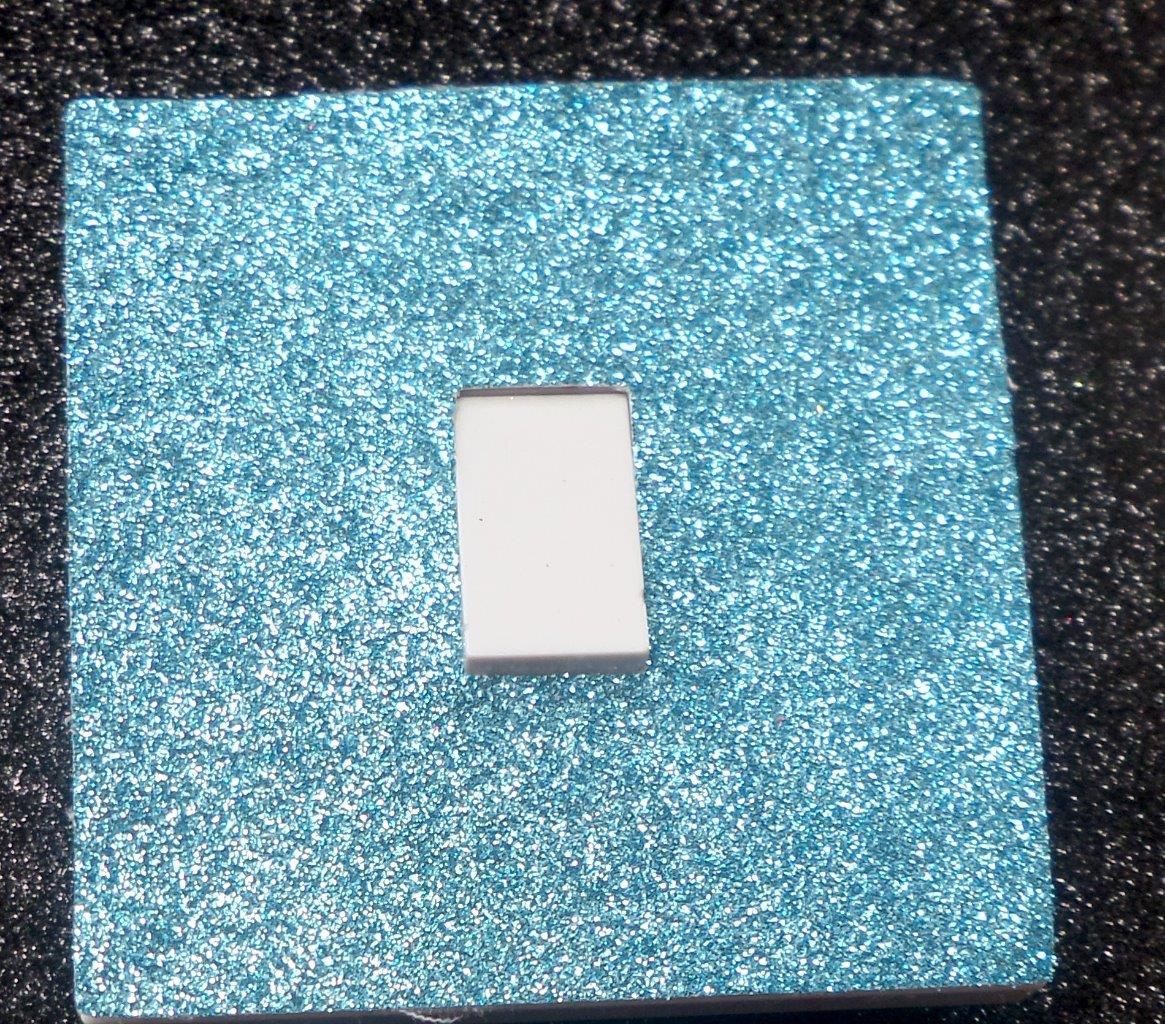GLITTER LIGHT SWITCH COVERS **LOTS OF COLOURS** VERY SPARKLY**EASY ...