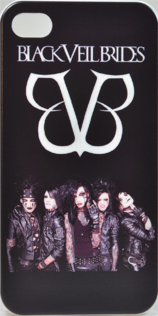 Black Veil Brides iPhone 4/4S and 5 Case Cover - US SELLER : eBay