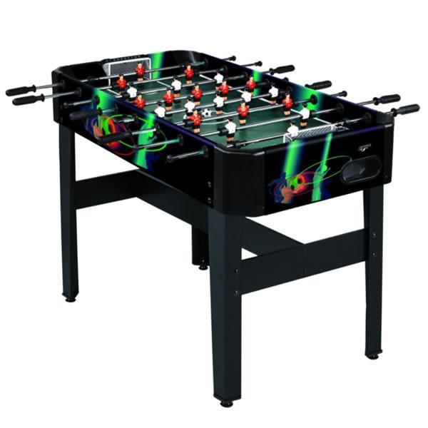 New-Carromco-TUCANA-XT-Junior-Foosball-Soccer-Table