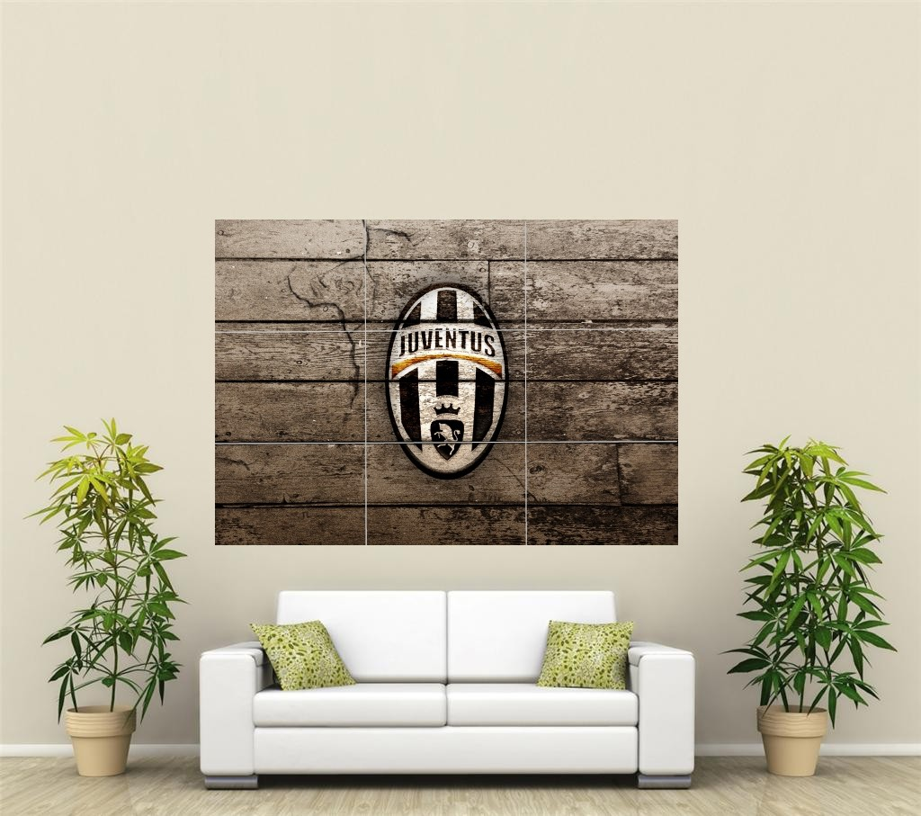 juventus football g ant xl section d coration murale