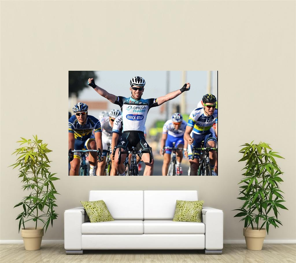 marke cavendish fahrrad riesig 1 teile wandkunst poster sp161 ebay. Black Bedroom Furniture Sets. Home Design Ideas