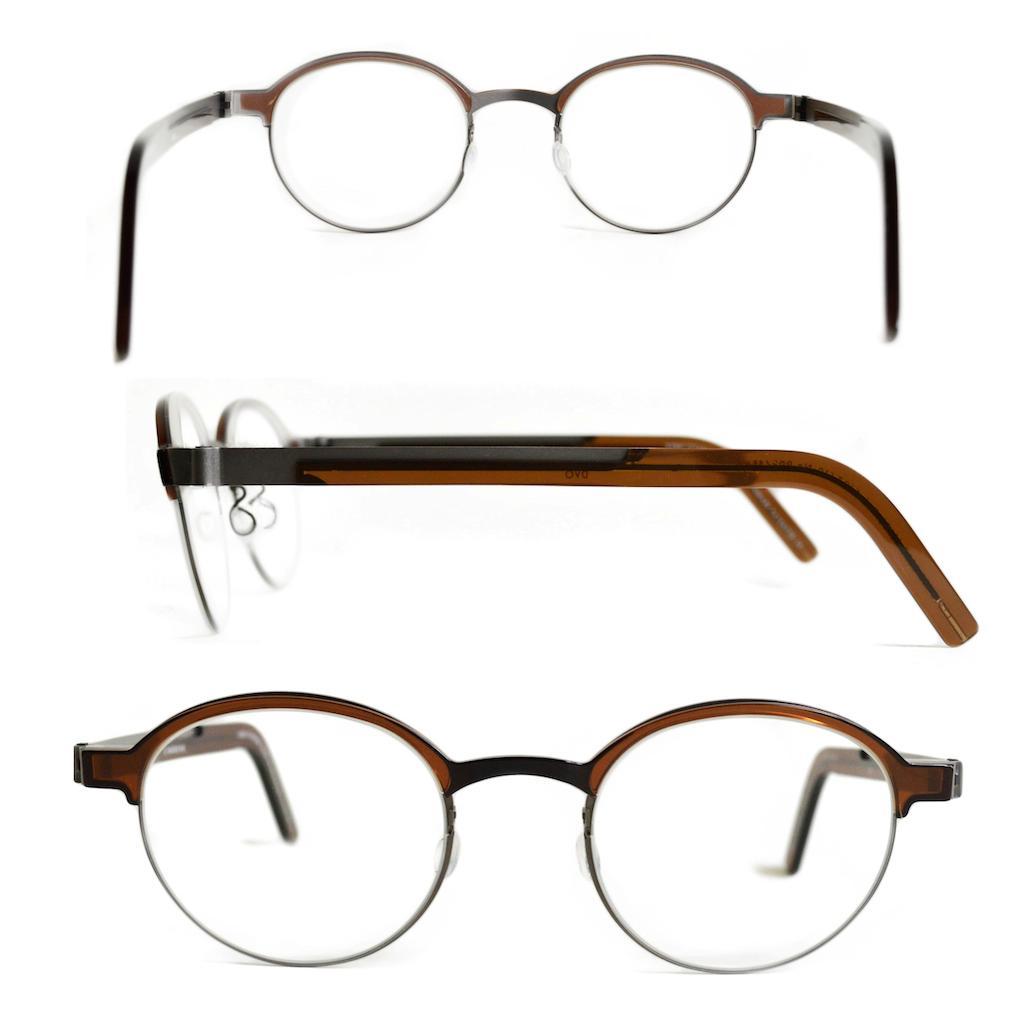 LINDBERG titanium 9807 48 23 135 K107 unisex eyeglasses ...