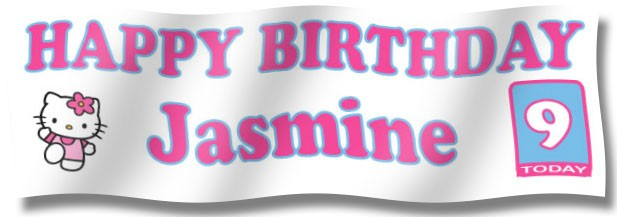 Girls-Personalised-Party-Banner-36-x-12-BUY-1-GET-1-FREE-Offer-Now-On