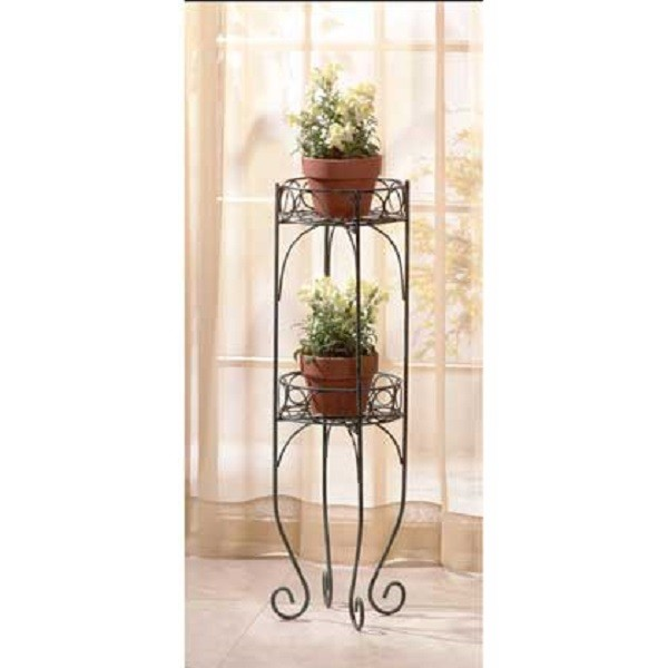 Metal plant stands home decor indoor and outdoor ebay Plant stands for indoors