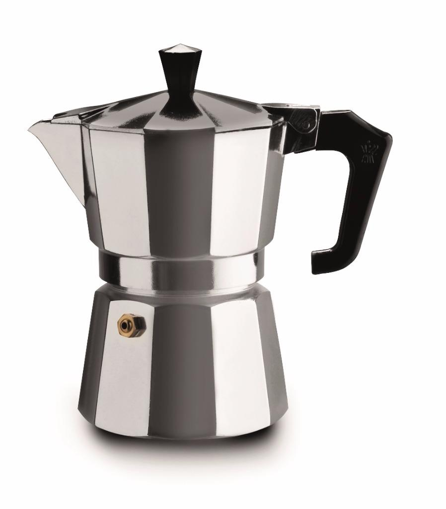 Italian stove top espresso coffee maker percolator 6 cup for Best coffee percolator