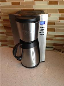 Starbucks Coffee Maker Filter : Starbucks Barista Aroma Grande 12 Cup Coffee Maker - Stainless Thermal Carafe eBay