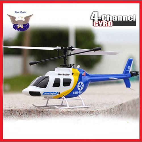 Hobby-RC-Helicopter-Nine-Eagle-SOLO-PRO-328-Bell-206-4Ch-2-4Ghz-328A-RTF