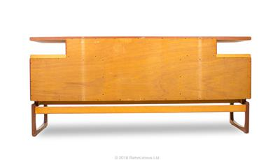 G plan e gomme quadrille desk dressing table 1960 mid for G plan bedroom furniture uk
