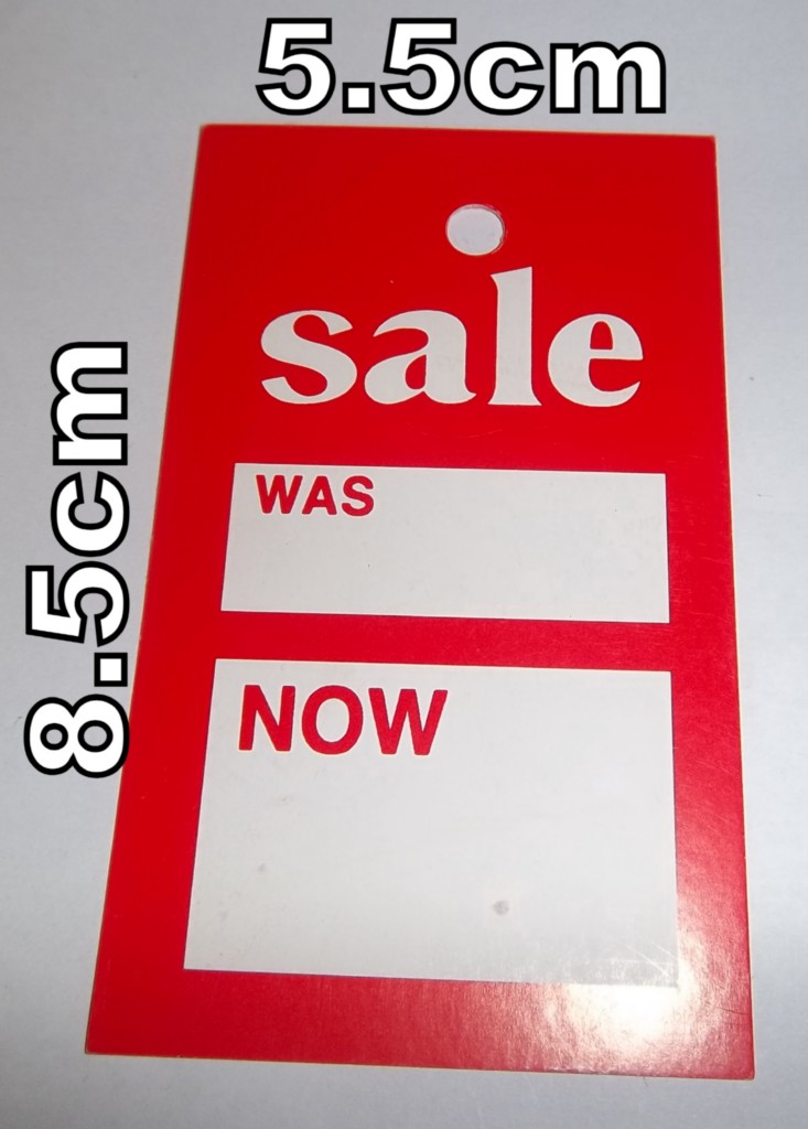 Sale-Clearance-Clothing-Labels-Swing-Tags-Price-Ticket-Choose-Size-Style-Amount