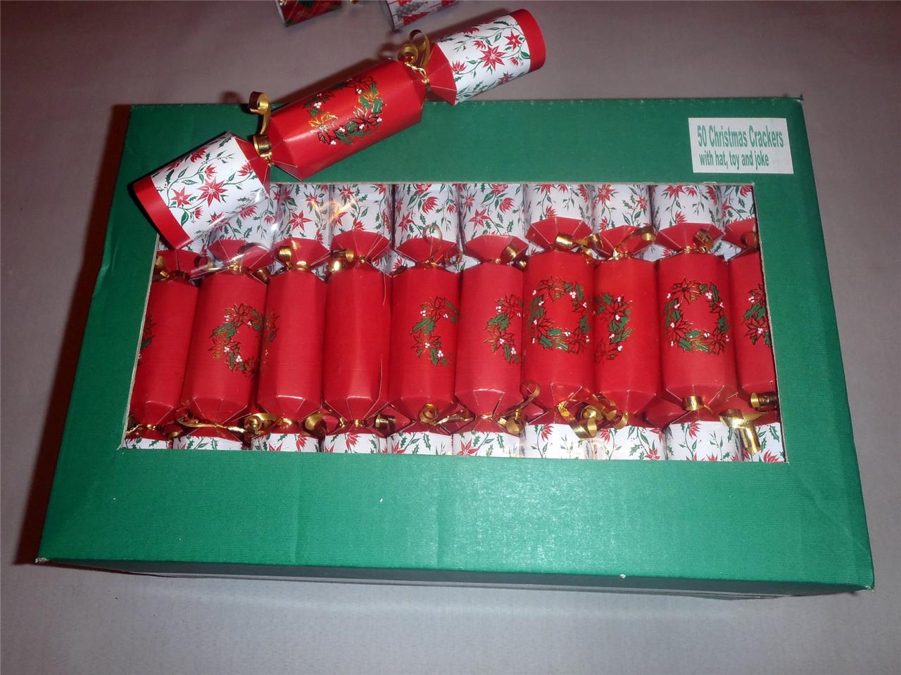 Cheap Christmas Crackers Wholesale