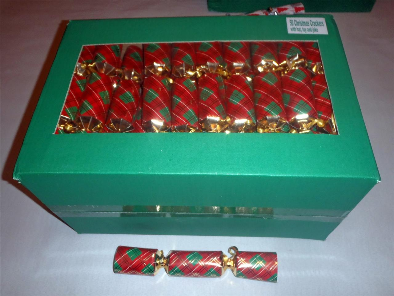 Cheap Christmas Crackers Bulk