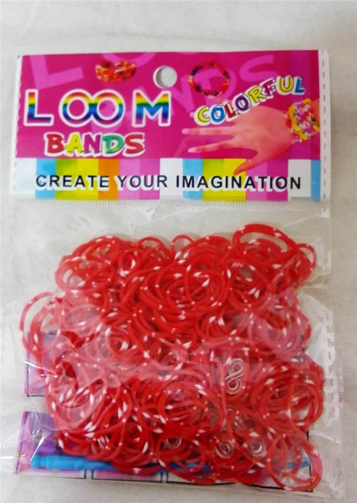 how to make a pop tab bracelet with rubber bands
