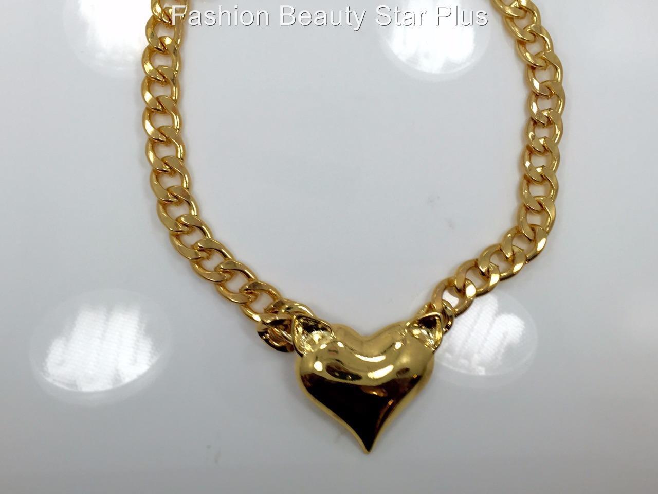 fox pendant necklace gold or silver ebay