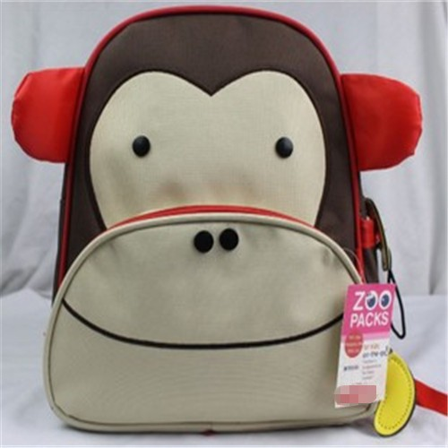 Worldwide Zoo Pack Baby Children Kid School Backpack Bag