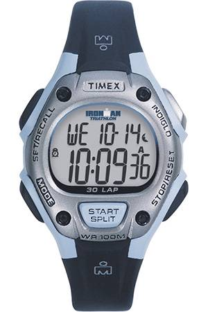 New-Womens-Timex-Watch-T5E951-Ironman-Triathlon-Chronograph2YR-Warranty-Gift-Box