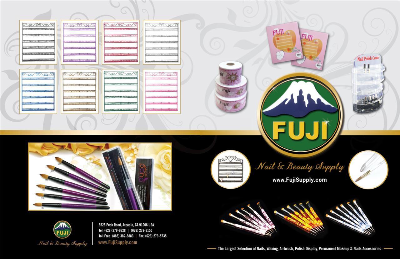 Fuji Nail Drill Flyer