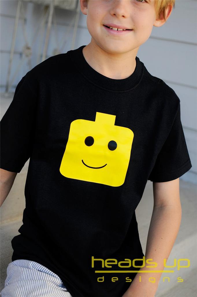 Lego Shirt Toddler