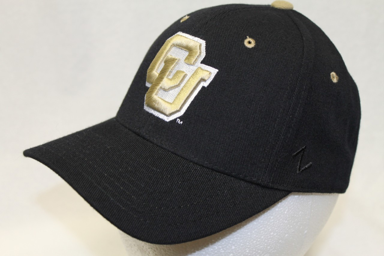 Colorado-Buffalo-Hat-Cap-The-Fitted-DH-Cap-by-Zephyr-NCAA-Hats