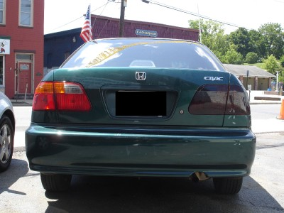 2000 honda civic sedan tail lights
