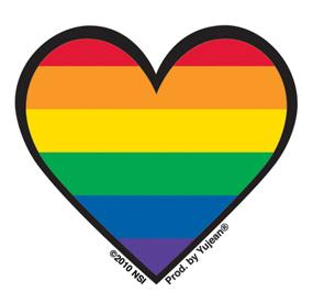 Mini-Rainbow-Gay-Pride-Heart-Sticker-motorbike-roller-derby-Helmet-Sticker-Decal