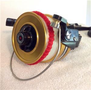 Nib penn saltwater freshwater spinning reel 9500ss made for Fishing reels made in usa