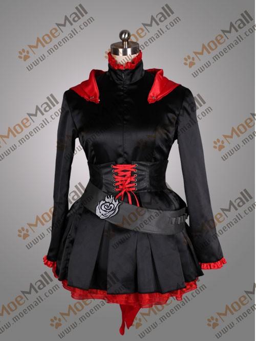 Ruby Rose Rwby Dress Rwby-ruby-rose-cosplay