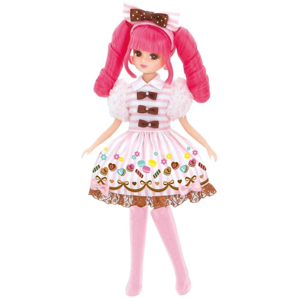 Licca Chan Doll - Sweets Paradise - Takara Tomy from Japan ...