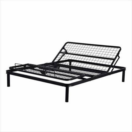 Adjustable Bed Frame Queen To King : Primo adjustable beds and memory foam mattress electric