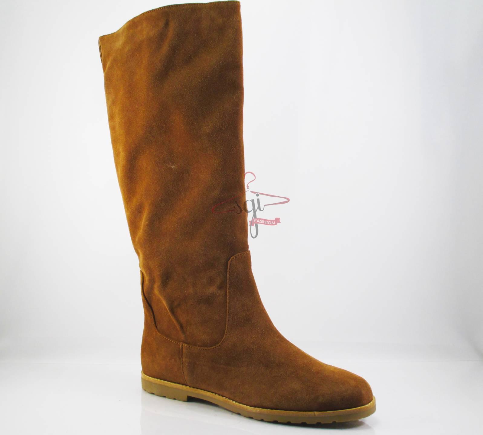 michael kors kenton vicuna suede flat knee high boot
