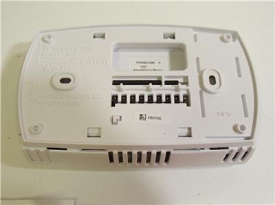 Thermostat honeywell 5 2 day programmable rth6350d w backlight p11 7 ebay for Th 450 termostato