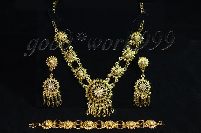 thai ramthai jewelry set t2 costume wedding