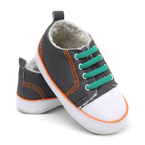 New Toddler baby Infant boy shoes Winter Warm Soft sole