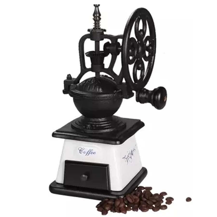 50G Manual Hand Capresso Coffee Tea Bean Nut Spice Grain Mill Grinder Crusher eBay