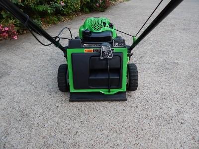 Lawn Boy 10685 Self Propelled Sens A Speed Lawn Mower Runs