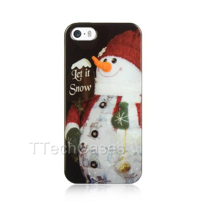 MERRY CHRISTMAS HOLIDAY TPU GEL RUBBER SKIN COVER CASE ...