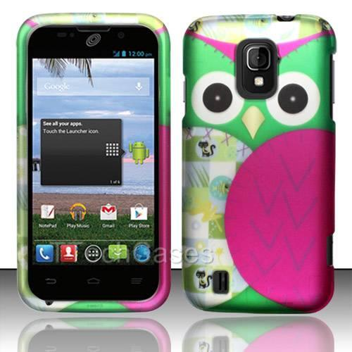 -HARD-MATTE-COVER-CASE-FOR-ZTE-MAJESTY-Z796C-STRAIGHT-TALK-CELL-PHONE