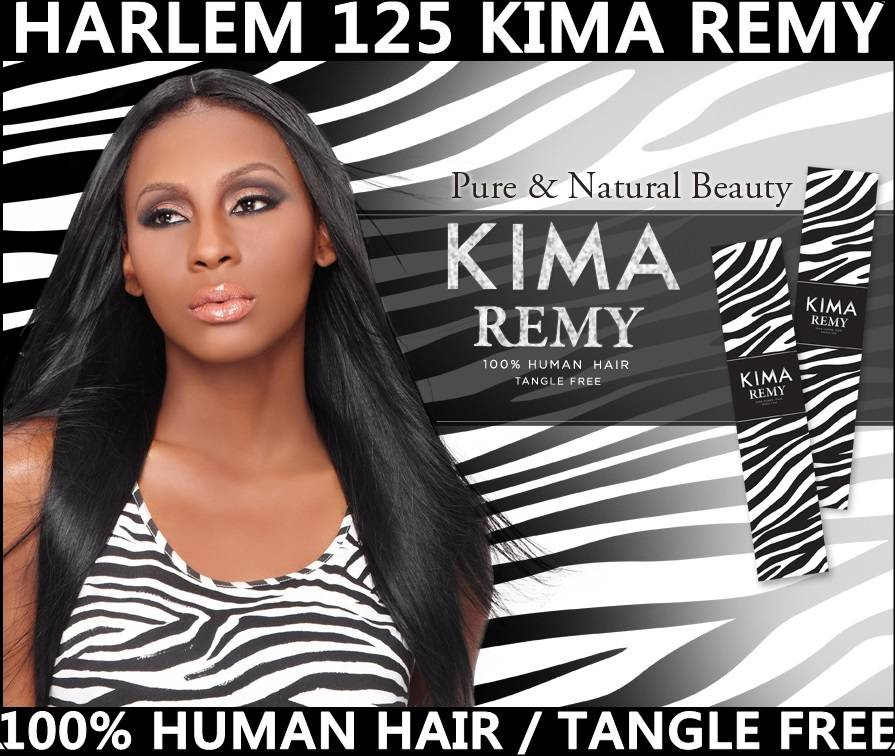 Harlem 125 kima hair weave indian remy hair harlem 125 kima hair weave 88 pmusecretfo Images