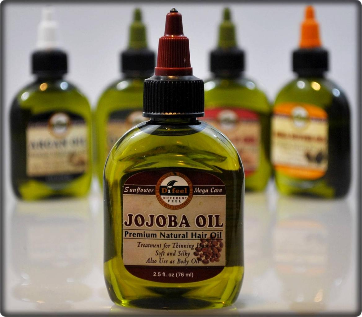Jojoba oil natural hair