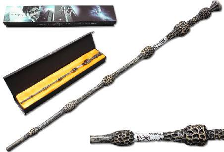 Harry potter characters magical wand brand new in box for Elder wand for sale