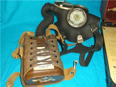 Mine Safety Appliances Co Industrial Gas Mask Mining