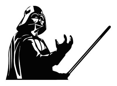Darth Vader Star Wars Decal Laptop Macbook Mac Pro Air