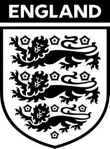 England Football Badge Decal Laptop Macbook Mac Pro Air