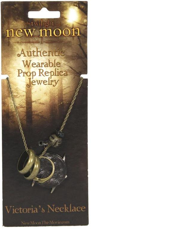 Twilight New Moon Victoria S Necklace Prop Replica New Ebay