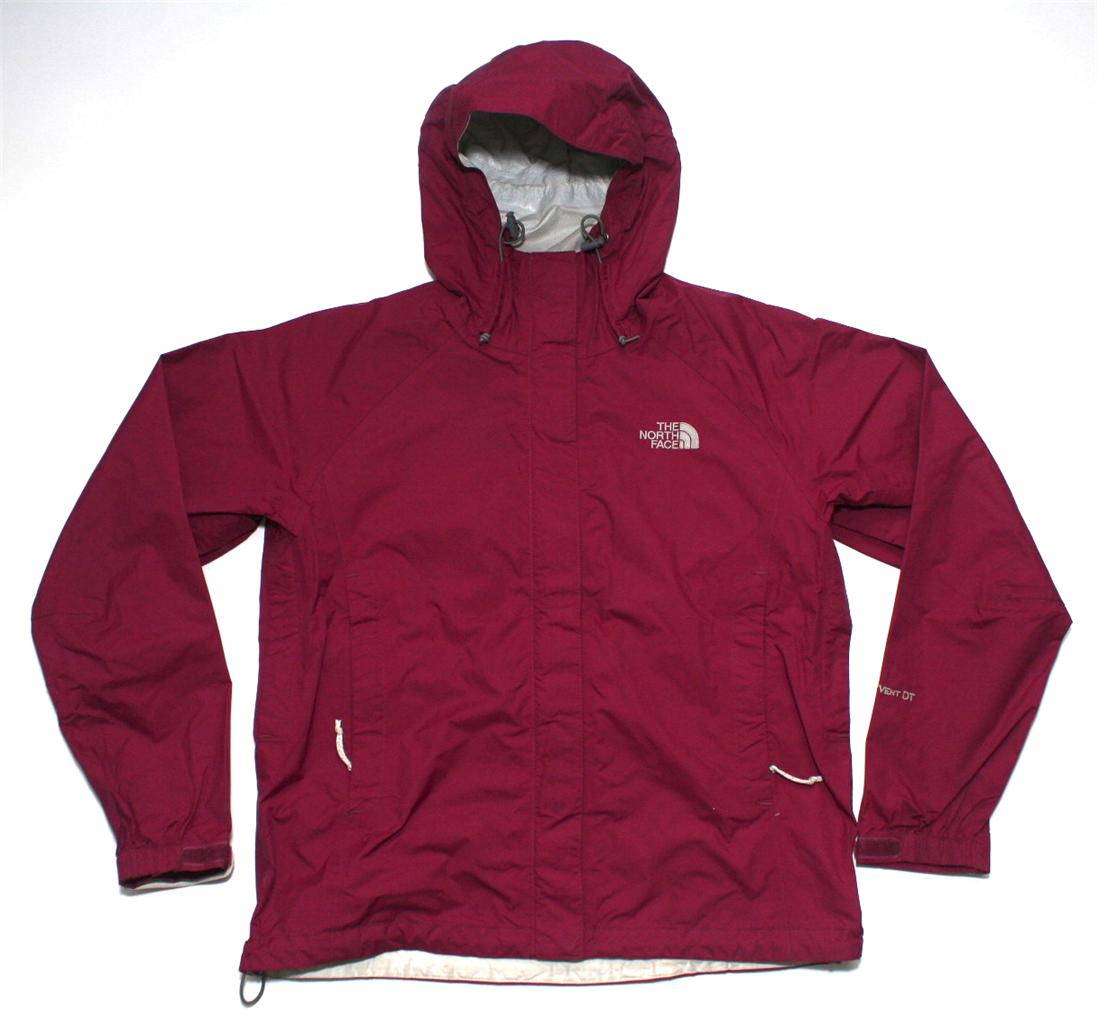 the north face women 39 s small venture hoodie jacket hyvent dt windbreaker shell ebay. Black Bedroom Furniture Sets. Home Design Ideas