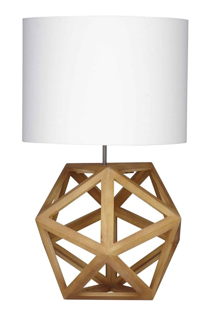 New Amalfi Table Lamp Bedside Lamp Desk Lamp Hexagon