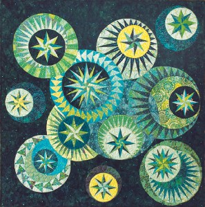 pattern by Jacqueline de Jonge | Deb's Joy Quilt - Pinterest