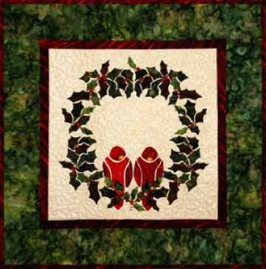 Sew Practical Patterns and More: Christmas Tree and Wreath