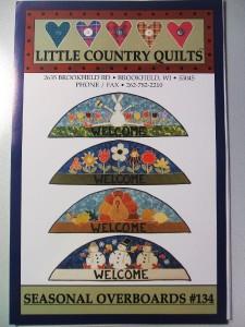Prairie Point Junction Quilt Shop Pre-Cut fabrics Charm