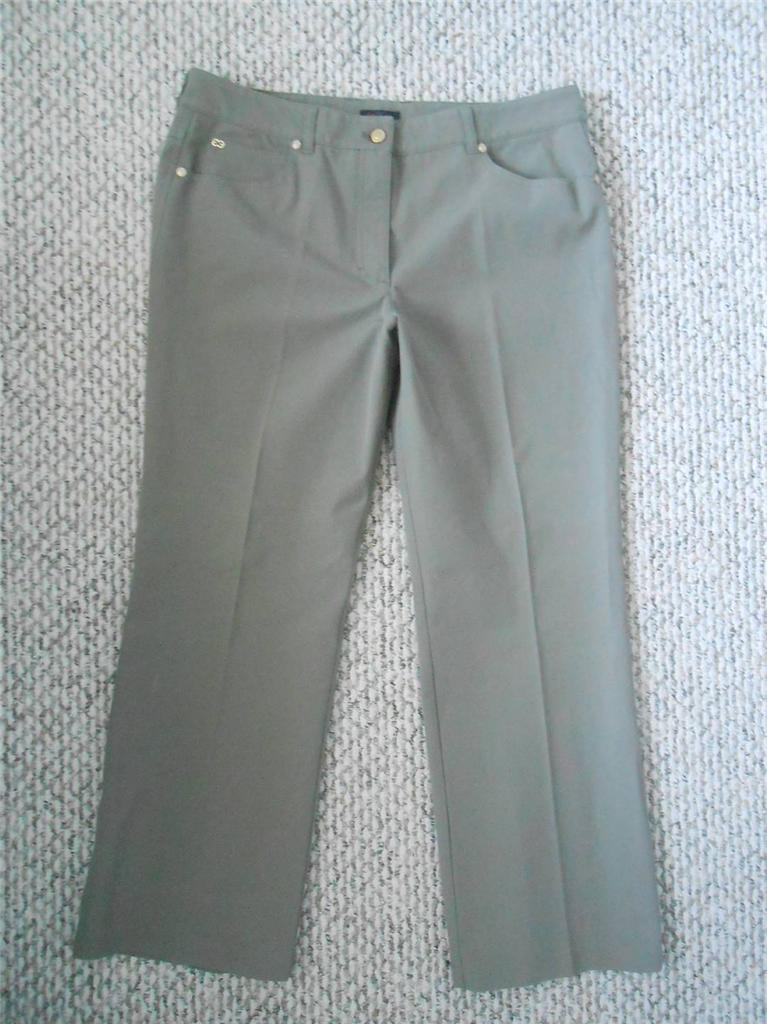 Creative Women39s Zip Hem Pants Skunkfunk In Olive Green  Paperinos
