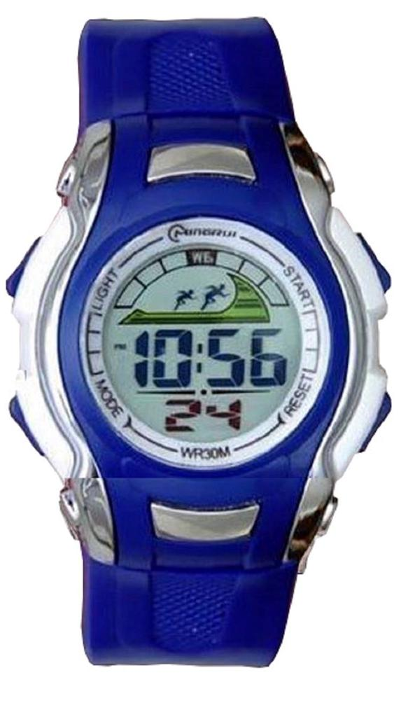 womens ladies childs waterproof watch watches girls boys swimming swim sport 30m